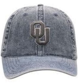 Top of the World TOW OU Valid Adjustable Light Denim Hat