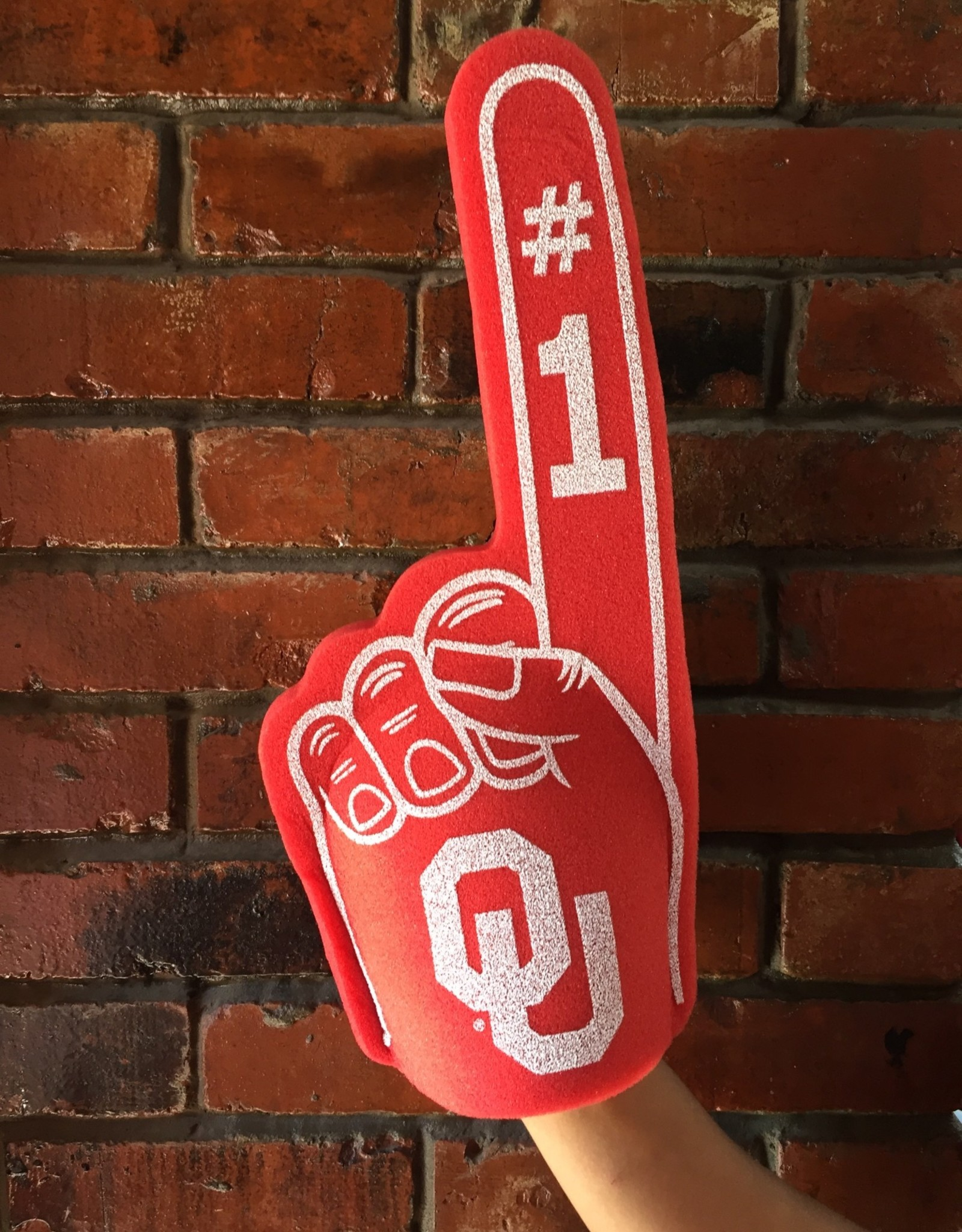 "Jardine OU 16"" Foam Finger"