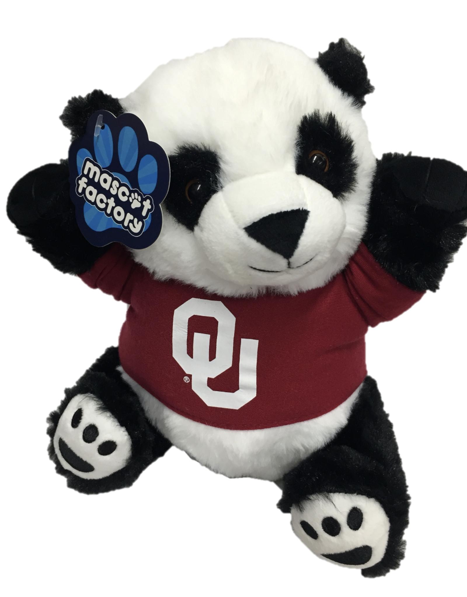 Mascot Factory Jubilee Posse Panda w/ T-shirt