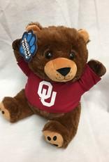 Mascot Factory Jubilee Posse Dk. Brown Bear w/ T-shirt