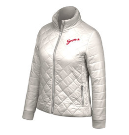 TOW Women's TOW Diamond Lightweight Puffer Jacket-Mist