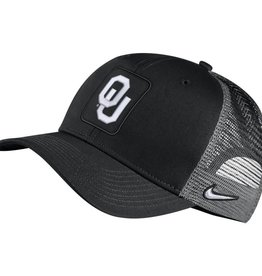 Nike Nike C99 Black Patch OU Trucker Hat