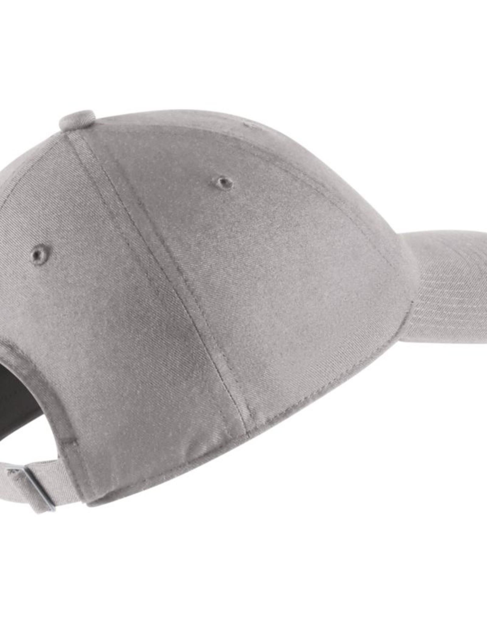 Nike Men's Jordan H86 Pewter Grey Logo Hat