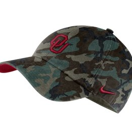 Nike Nike OU H86 Washed Camo Hat