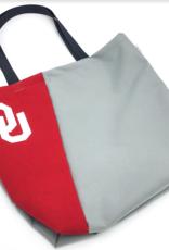 Reborn Reborn OU Recycled Clothing Tote Bag