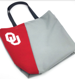 Reborn Reborn OU Recycled Clothing Tote Bag