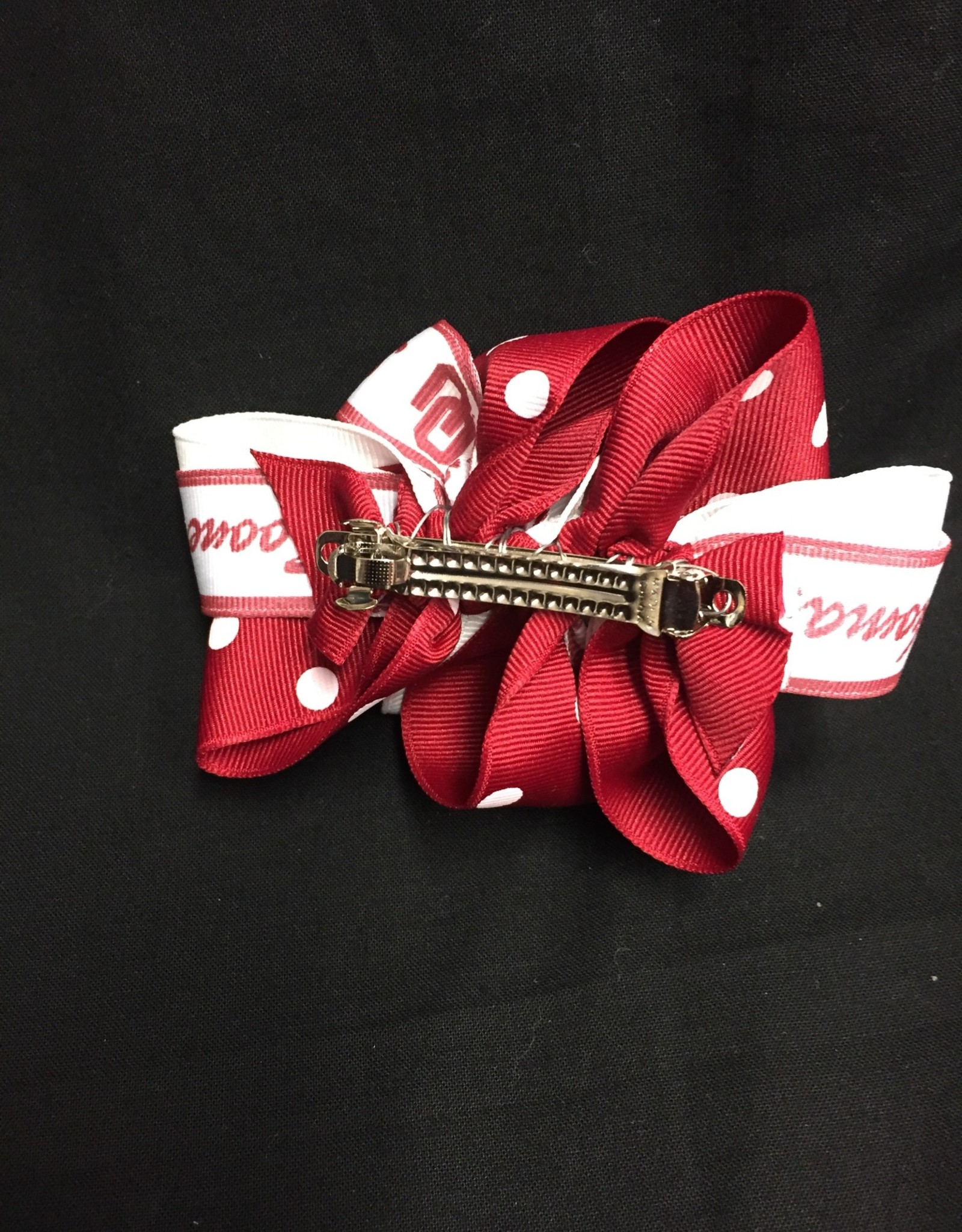 Divine Creations Divine Creations PolkaDot Loop Bow