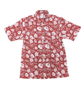 Tellum + Chop Beat Texas Hawaiian Shirt