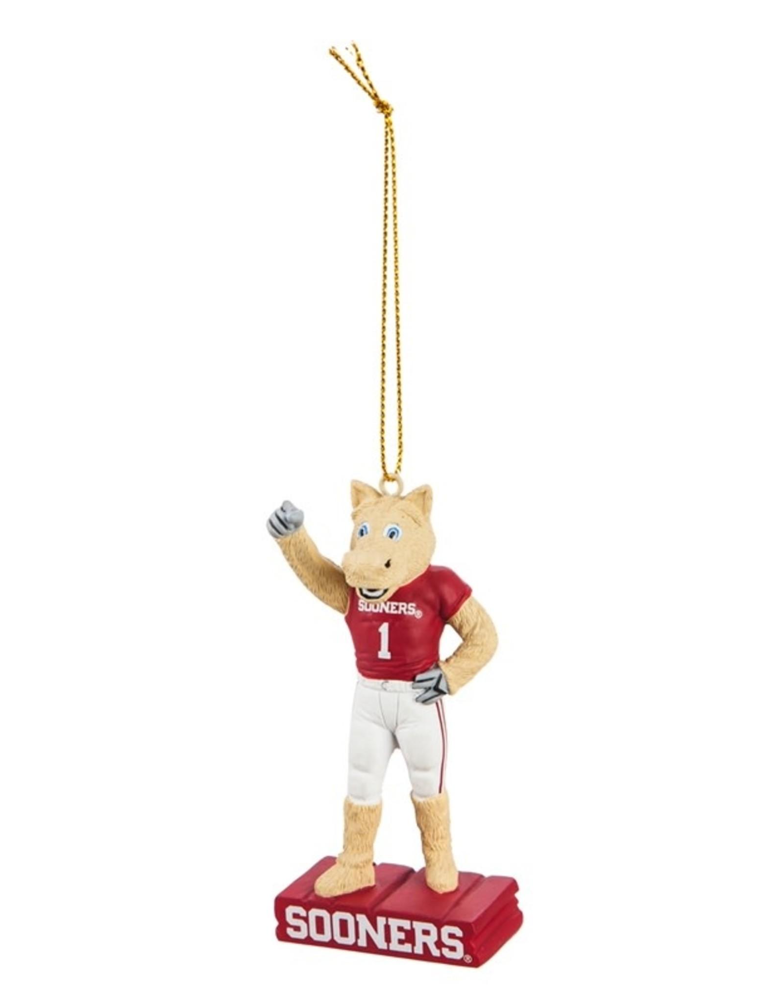 Team Sports America Mascot Statue Ornament