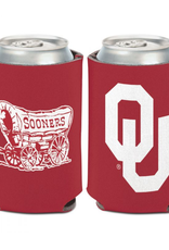 WinCraft Collapsable OU Schooner Pocket Koozie