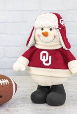 Hanna's Handiworks Oklahoma Chilly Snowman