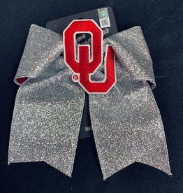 Divine Creations Divine Creations Oklahoma Glitzy Cheer Bow