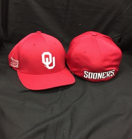 Top of the World Men's TOW Reflex Flexfit OU Sooners Hat