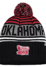 Top of the World TOW Overt Oklahoma Sooners Cuffed Knit Cap