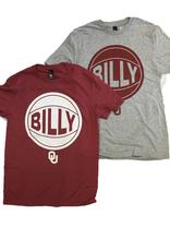 District Tee OU Billy Ball Short Sleeve Tee
