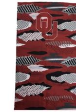 TOW TOW OU Crimson Camo Neck Gaiter