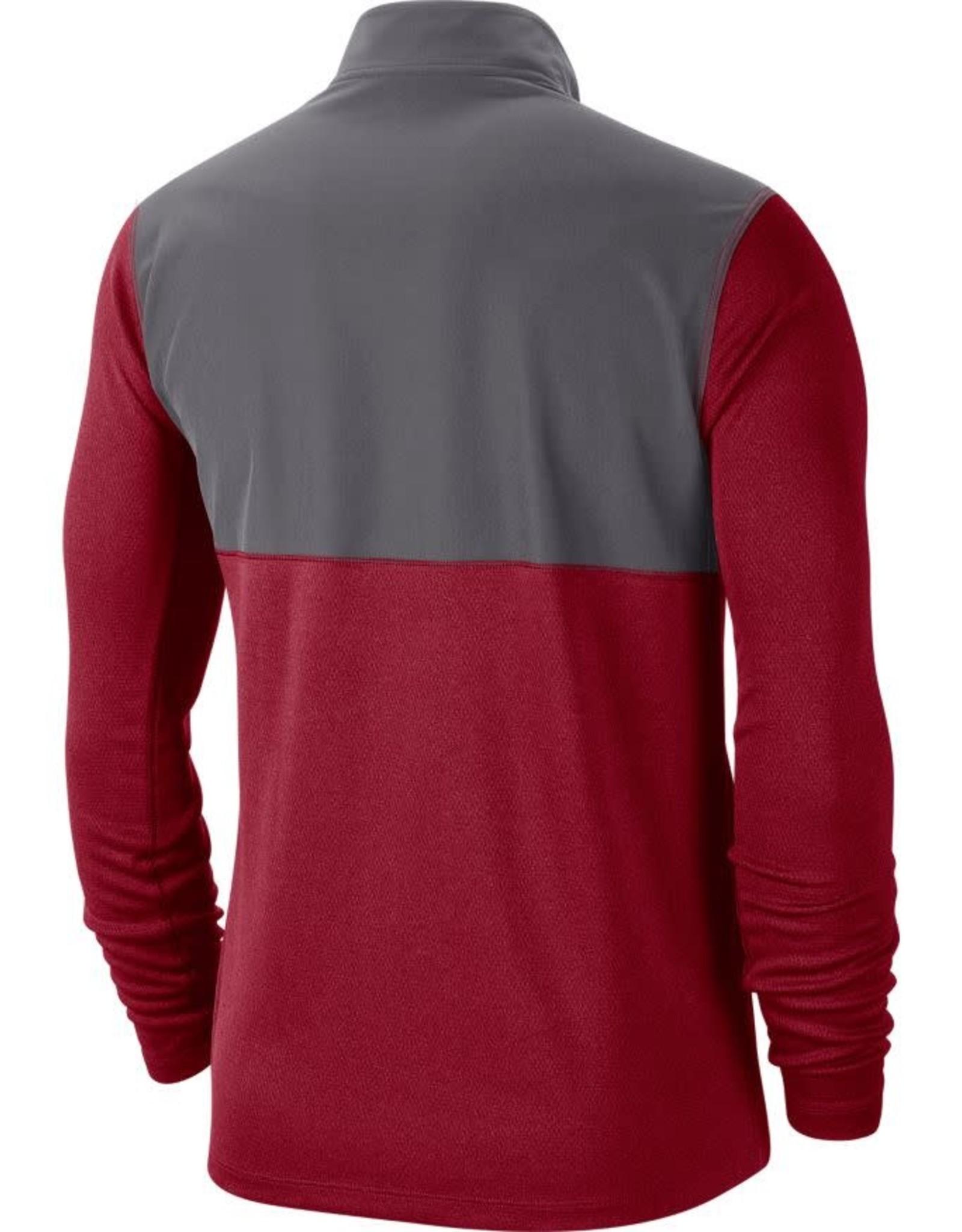Nike Men's Nike OU Fan Fave Dri-Fit 1/4 Zip Top