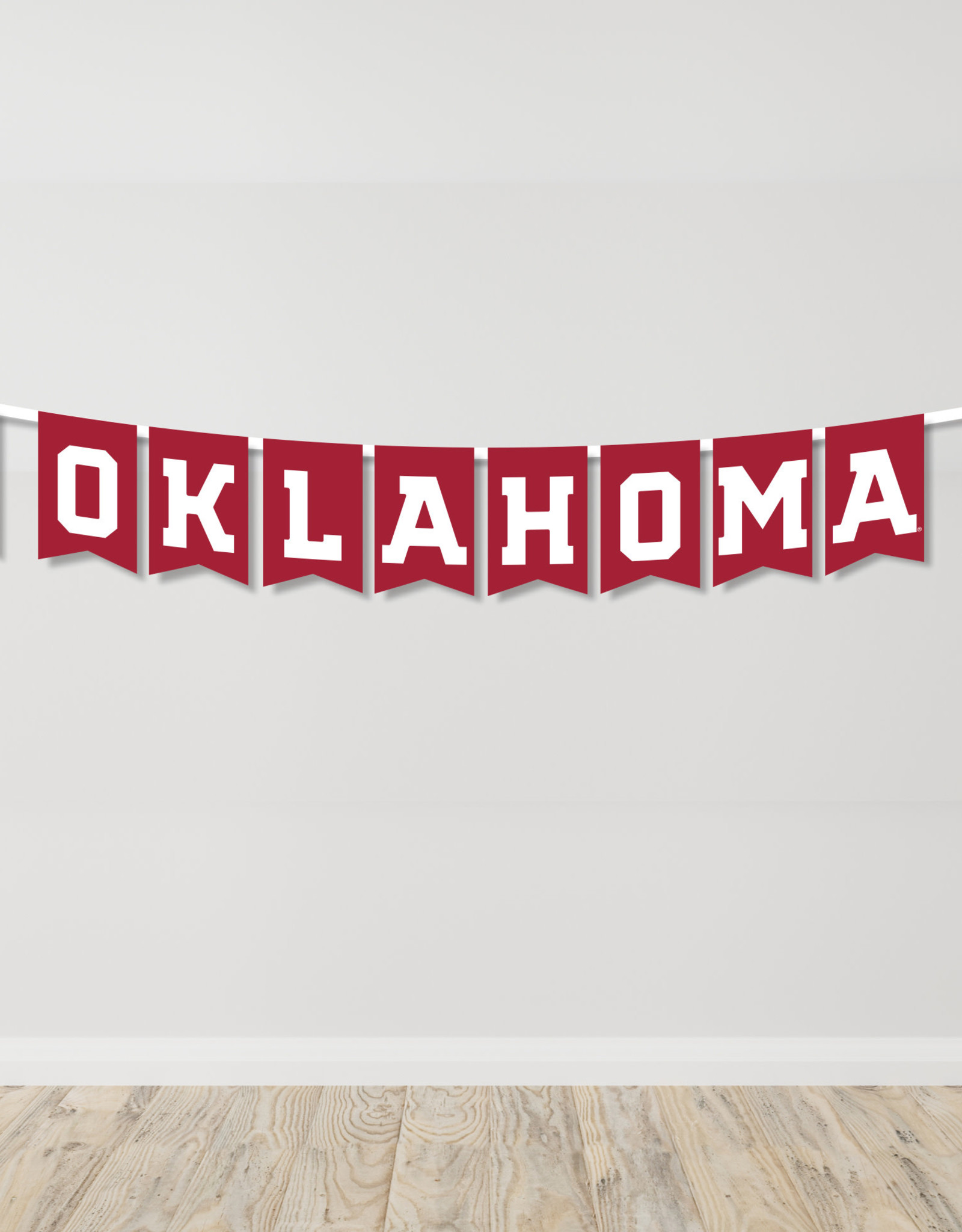 UBF Oklahoma Banner String