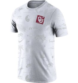 Nike Men's Nike OU Spring Break AOP T-Shirt