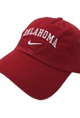 Nike Nike Youth Oklahoma Crimson Campus Cap