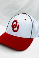 Top of the World TOW Lineout Oklahoma One Fit Two-Tone Cap