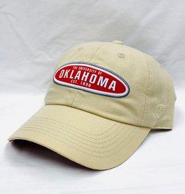 Top of the World TOW University of Oklahoma Adjustable Stone Cap