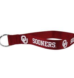 Siskiyou Oklahoma Sooners Lanyard Key Chain