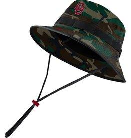 Jordan Jordan OU Camo Dri-Fit Bucket Hat