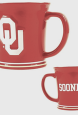 The Memory Company OU 15oz Sculpted Logo Ceramic Mug
