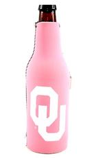 Kolder OU Pink Zippered Bottle Jacket