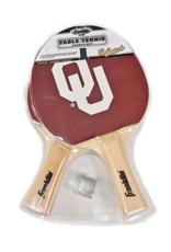 Franklin OU Table Tennis Paddle Set