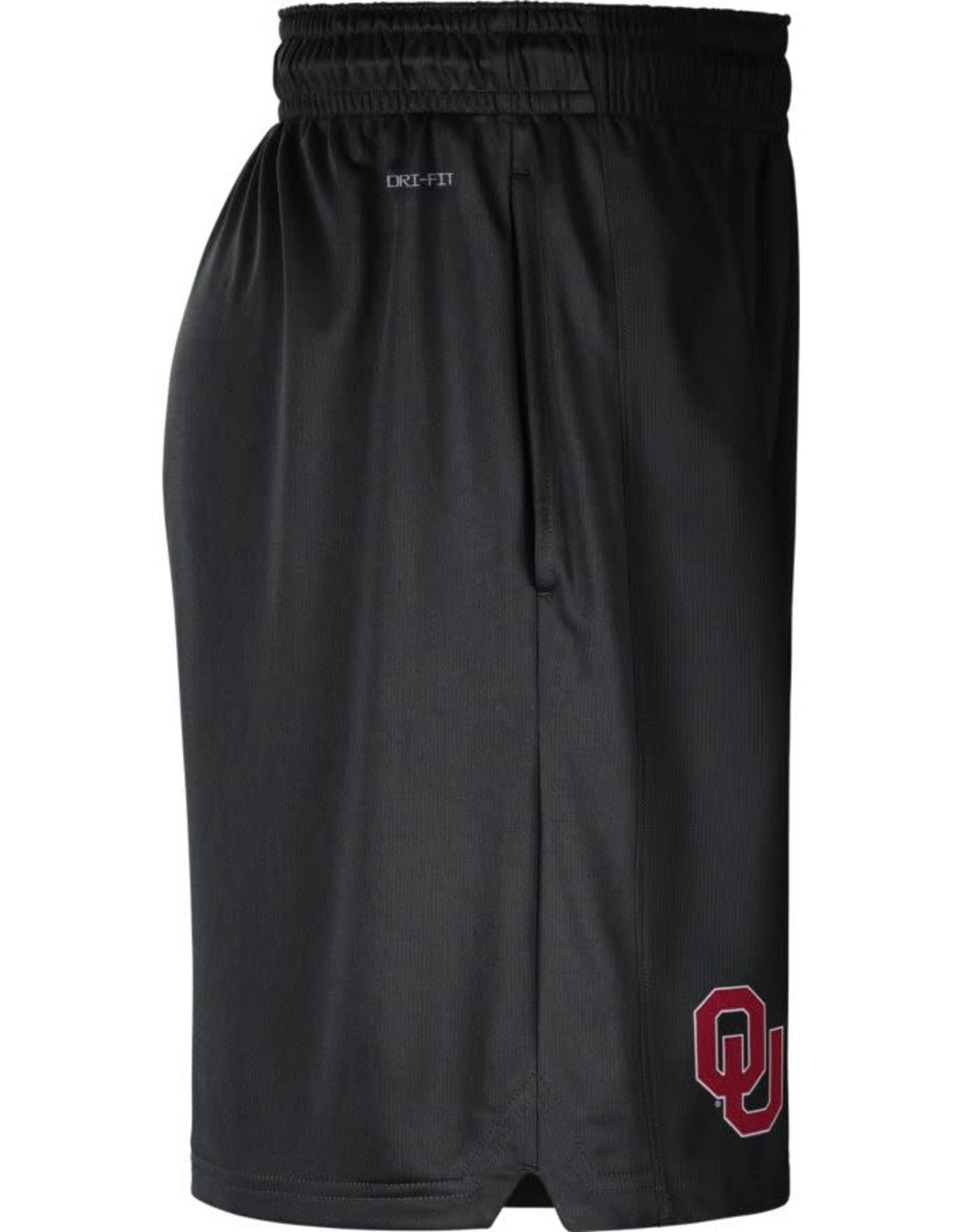 Jordan Men's Jordan Black OU Knit Short