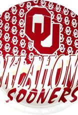 """Westrick Oklahoma 9"""" Paper Plates (8 Pack)"""