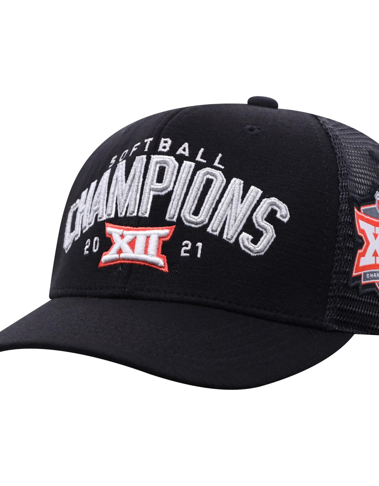 TOW Big XII Softball Locker Room Hat 2021