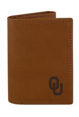 Zep-Pro Zep-Pro Tan Tri-Fold Wallet Embossed OU