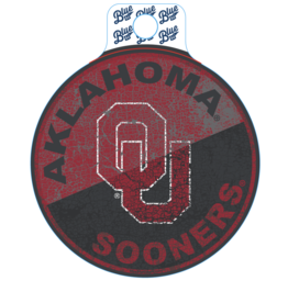 Blue 84 Blue 84 Oklahoma Sooners Sticker