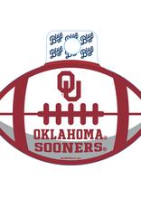 Blue 84 Blue 84 Oklahoma Football Sticker