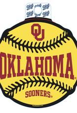 Blue 84 Blue 84 Oklahoma Softball Sticker