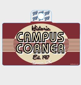 Blue 84 Blue 84 Campus Corner Sticker