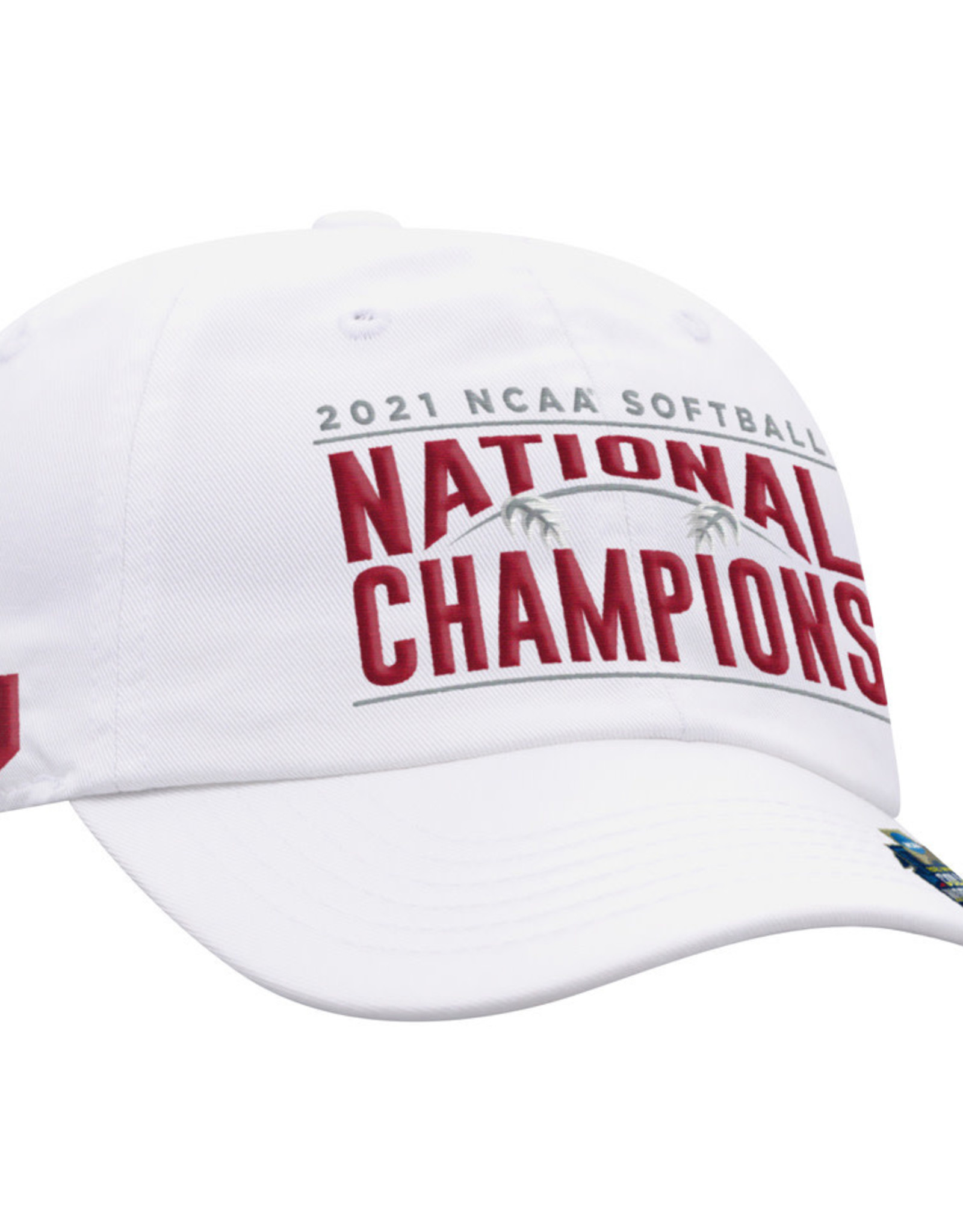 TOW 2021 OU Softball National Champions Lockerroom Hat