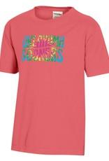 Comfort Wash Youth Oklahoma Sooners Color Splash Tee