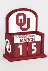 Hanna's Handiworks Oklahoma Perpetual Calendar