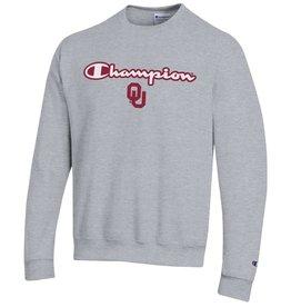 Champion Men's Champion Co-Brand OU Sweatshirt