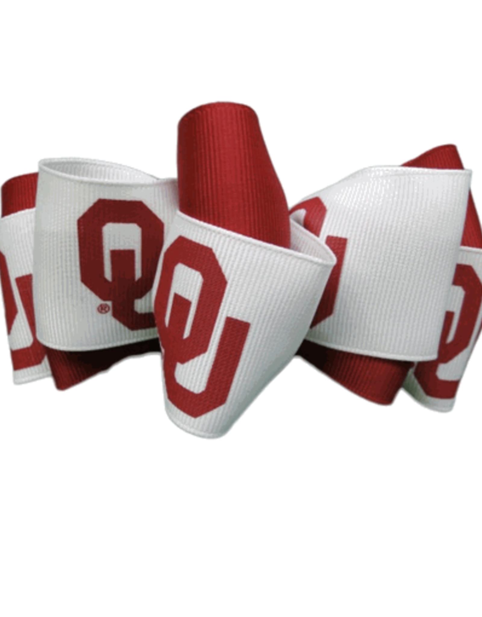 USA Licensed Bows Oklahoma Sooner Mary Loop Bow