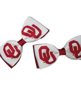 USA Licensed Bows Oklahoma Sooners Bow Pair