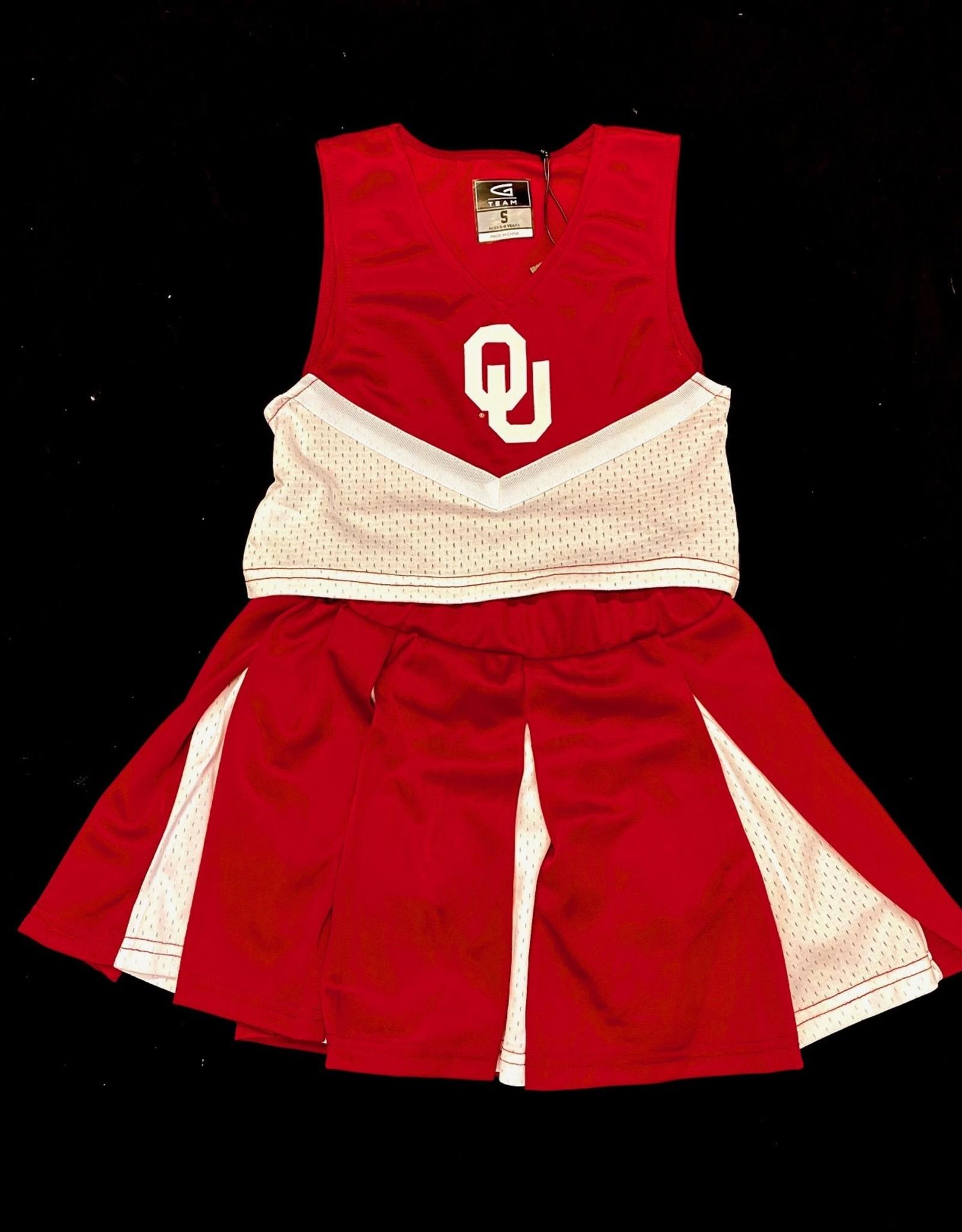 Garb Youth Garb OU 2-Piece Cheer Uniform