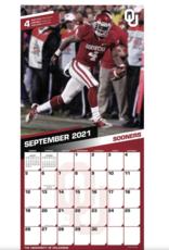 Turner Licensing OU Sports Calendar 2022 (Sept 2021-Dec 2022)