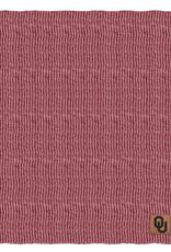 Pegasus Pegasus OU Sweater Knit Throw Blanket