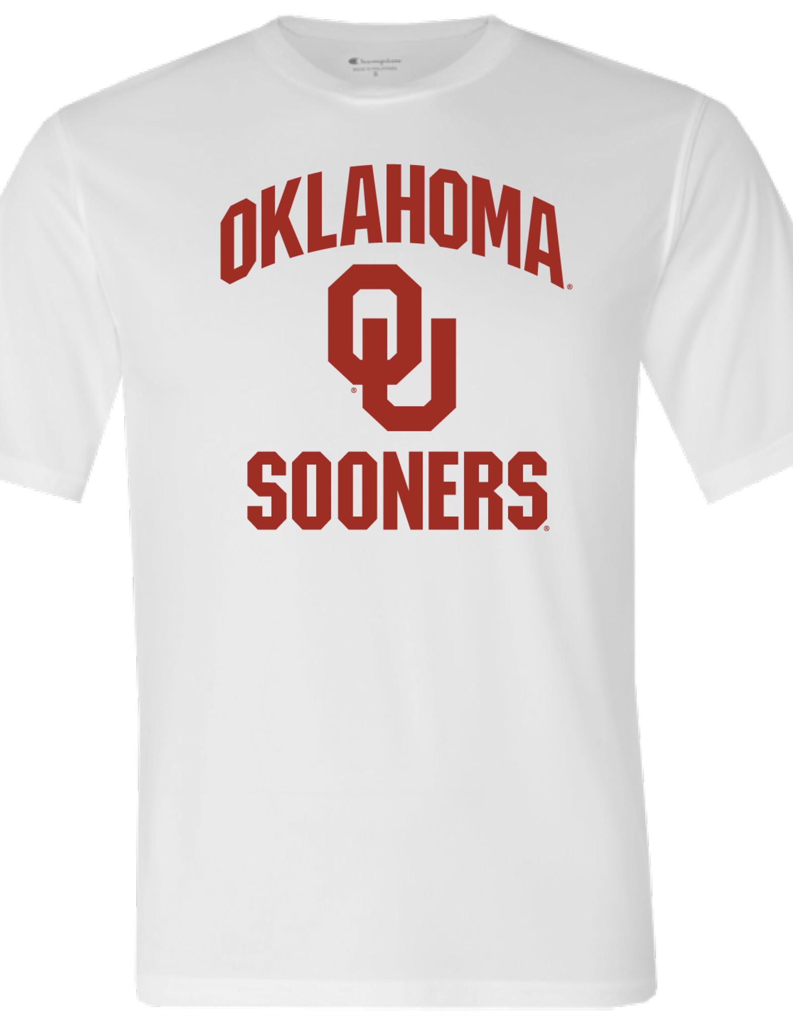 Champion Men's Champion Performance Oklahoma Sooners Tee