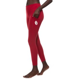 ZooZatz Women's ZooZatz OU Crimson Pocket Legging